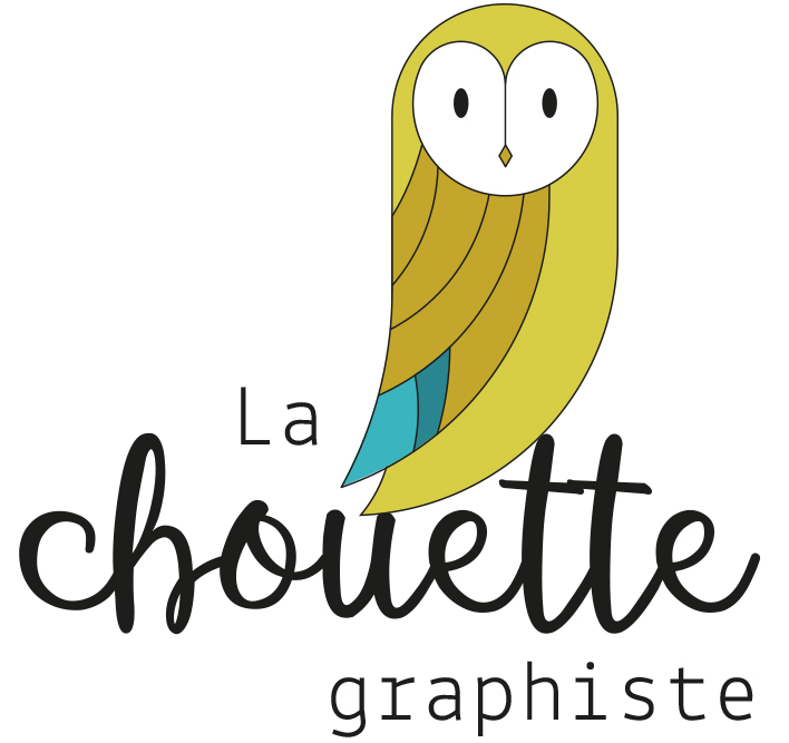 La Chouette Graphiste. Graphiste Freelance Le Mans Alençon