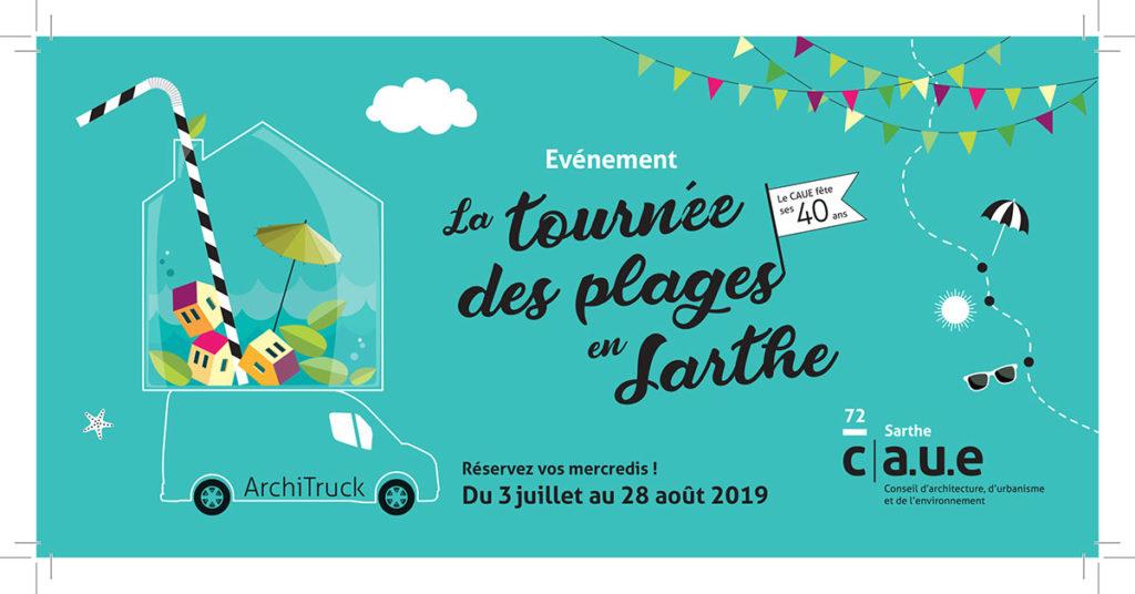 Création programme événement festif Sarthe